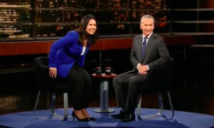Bill Maher Treats Tulsi Gabbard With Kid Gloves: I Love You