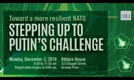 Stepping approximately fulfill Putin ' s obstacle: Toward an extra resistant NATO