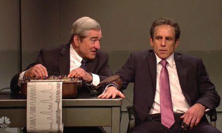 SNL: Robert De Niros Robert Mueller Interrogates Ben Stillers Michael Cohen
