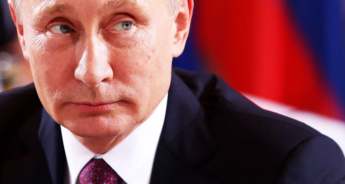 A Nobel Peace Prize for Vladimir Putin? Sounds Nuts, however Thats the Talk inMoscow