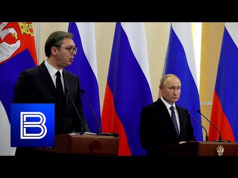 Kremlin Welcomes Long-Expected Serbian President as far as Discuss Strategic Defense Partnership!