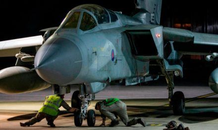 Weapons the United States, UK as well as France utilized to target Syria