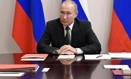 Putin orders 'balanced reaction' to United States rocket examination