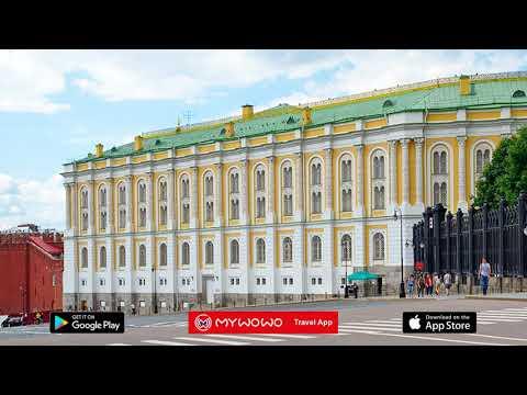 Kremlin Armurerie Moscou Audioguida MyWoWo Travel App
