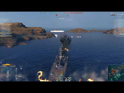 World anent Warships – Kremlin Replay