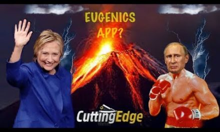 CuttingEdge: Creepy Eugenics App? PredatorClinton Putin Mad He Got Caught &&News Grab Your Coffee!