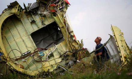 Unearthed Audio Ties Suspects in MH17Shootdown Over Ukraine to Russian Officials: Examiners