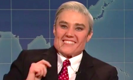 Gleeful Kate McKinnon Unleashes Her Inner Robert Mueller On 'SNL'