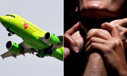 Siberian Airlines traveler strikes, suffocates and also attacks guests, calls newborn a 'slut'