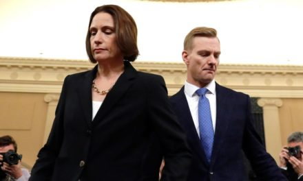 4 takeaways from newest impeachment witnesses, Fiona Hill as well as David Holmes
