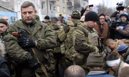 Pro-Russianrebel leader Alexander Zakharchenko eliminated in coffee shop surge