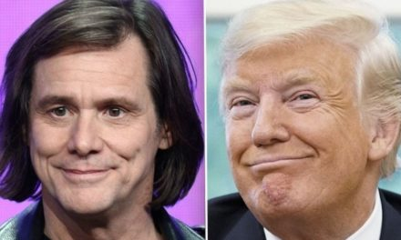 Jim Carrey Taunts Trump By Hitting At One Of His Biggest Insecurities