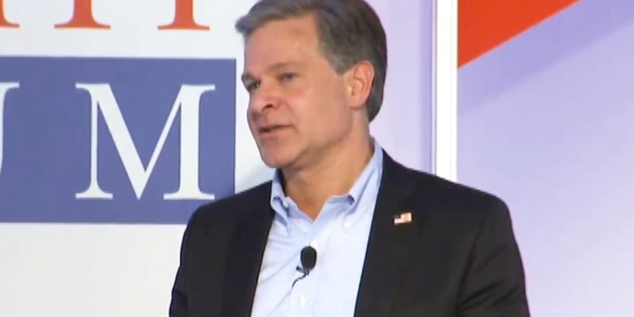 FBI manager Wray claims Russia taking part in 'malign impact procedures,' calls Mueller a 'straight shooter'