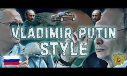 Vladimir Putin Style – Trailer