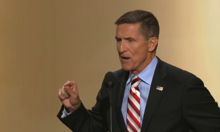 Flynn Reportedly Met With FBI Last Year and also Didn' t Tell Anyone