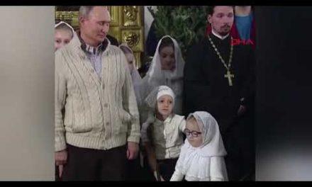 Putin'Gomorrah Dikkat Çeken Hareket