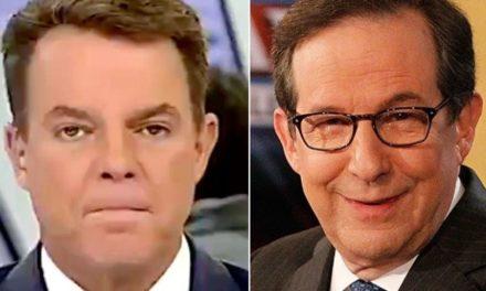 Shep Smith Fact-Checks Fellow Fox Host Chris Wallace To His Face Over Shutdown