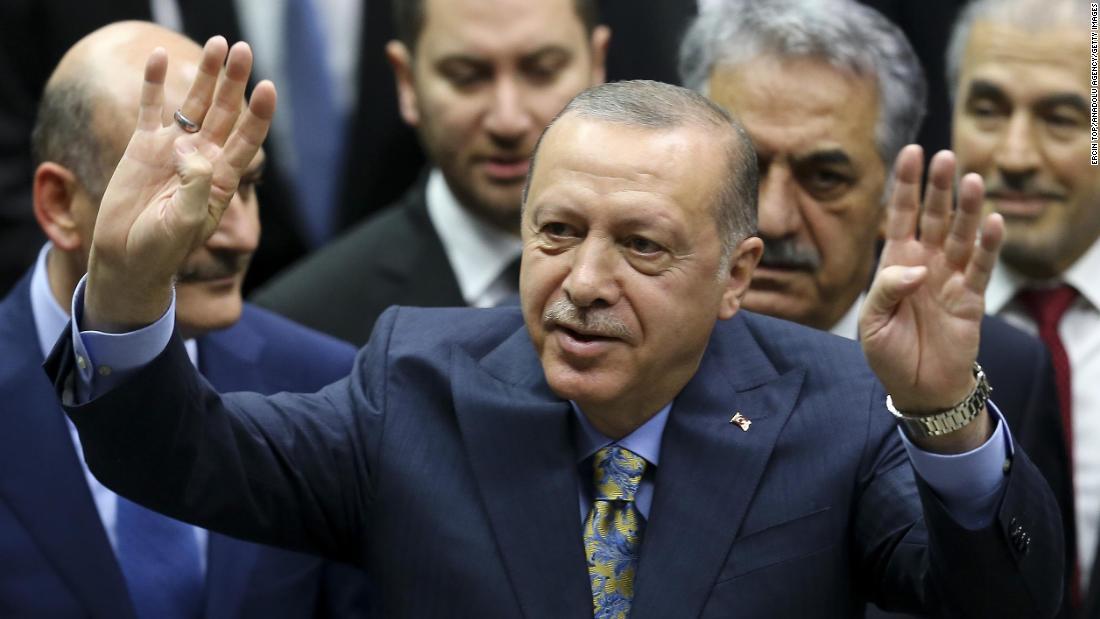 Erdogan needs Saudi Arabia disclose the area of Jamal Khashoggi's body