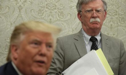 Bolton's impact wound down the minute he came to be National Security Adviser