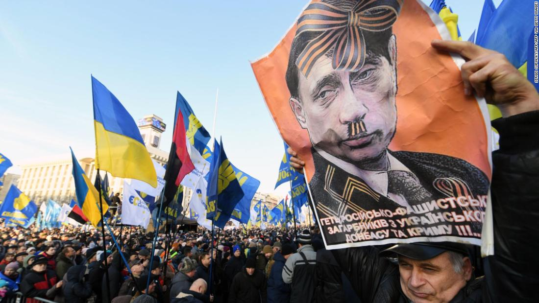 Ukrainians are afraid head of state will certainly approve tranquility on Putin's terms, as inquiries swirl over United State assistance