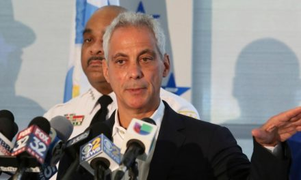 Chicago mayor terminates back at Trump after chairperson knocks city's criminal activity price, 'haven' standing
