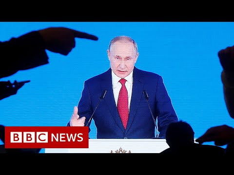Putin ' s strategies: What Russian head of state ' s shock indicates – BBC News