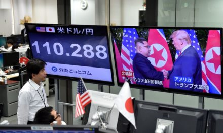 Stocks Mixed, Dollar Up as Korea Summit Underway: Markets Wrap