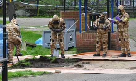 Skripal bane websites clean-up starts