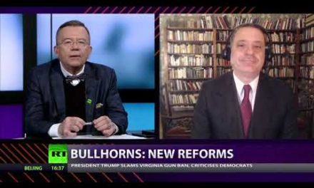 CrossTalk Bullhorns on Putin's Proposals: New Reforms