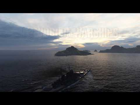 World of Warships #WoWs #BB #Kremlinteil 3