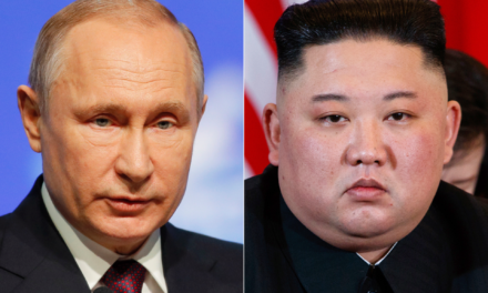 North Korea's Kim will certainly enter into Putin top requiring a win