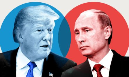 Few Americans sight Russia as comfortably as Trump does