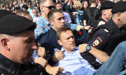 Nearly 1600 reported jailed in Russian anti-Putinobjections