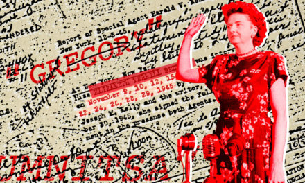 The Red Spy Queen Who Shocked Americaand the Soviets