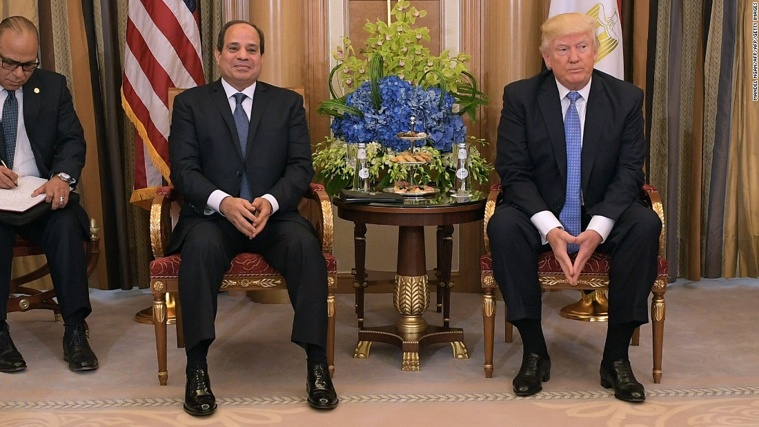 United States launches $195M in army help to Egypt that was formerly hold back over civils rights worries