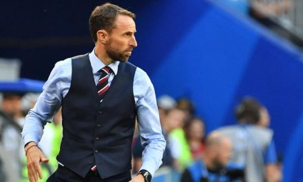 How Gareth Southgate came to be an 'stylish' design symbol