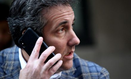 Michael Cohen sent out up flares, yet Trump never ever involved aid