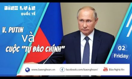 Cu ộc tự đảo chính của ông Putin, dọn đường cho người kế vị