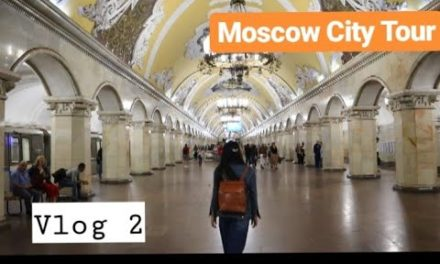 Moscow Day 2 – Free Tours, Public Transportation, Kremlin, Red Square