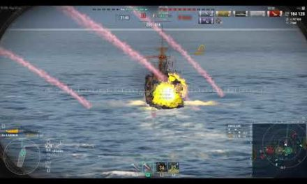 WoWs Kremlin VS Lolibote as well as Friends WoWs Moments