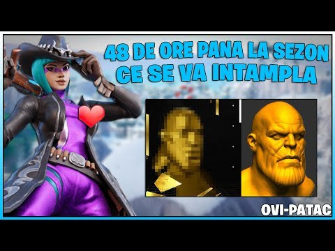 OFICIAL ACESTE LUCRURI VOR FI ADAUGATE IN NOUL SEZON! INCA PUTIN?! *LIVE FORTNITE ROMANIA*|#545|