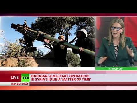 Turkish army op in Idlib is ' worst-case situation ' – Kremlin