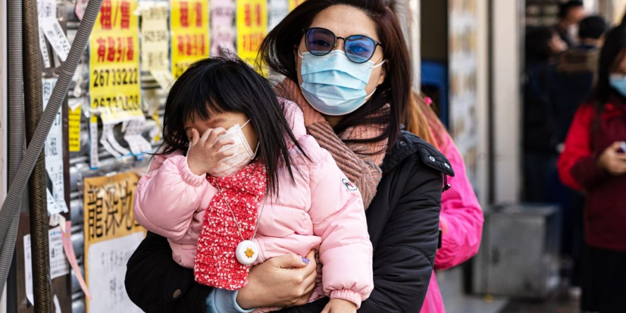WHO Bellows Coronavirus Emergency as Person-to-Person Spread Confirmed in U.S.