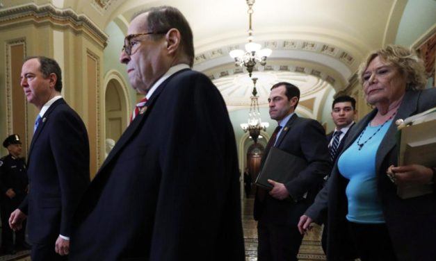 House impeachment supervisors finish up their claim with Trump's blockage