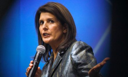 Nikki Haley claims Trump's Syria choice indicates leaving United States allies 'to pass away'