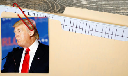 New record subjects 2nd Trump- associated file