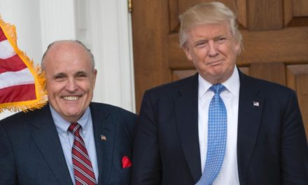The 'DonaldTrump is getting ill of Rudy Giuliani' story is one of the most foreseeable point ever before