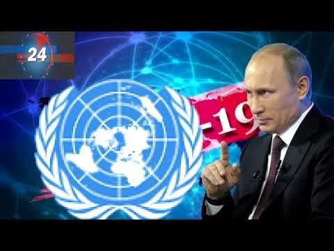 RUSKA HITNA PORUKA SVETU! – PUTIN UPOZORAVA UN ZBOG KORRONE!: Ako me ne poslusate, crnoo nam se pise