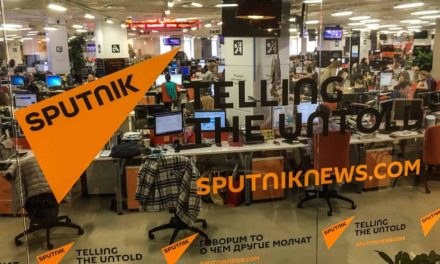 Facebook takes documented anti-Alliance pages related as far as Russian information company Sputnik