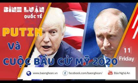 Tổng thống Putin có cần thiết ủng hộ Trump trong cuộc bầu cử mới?